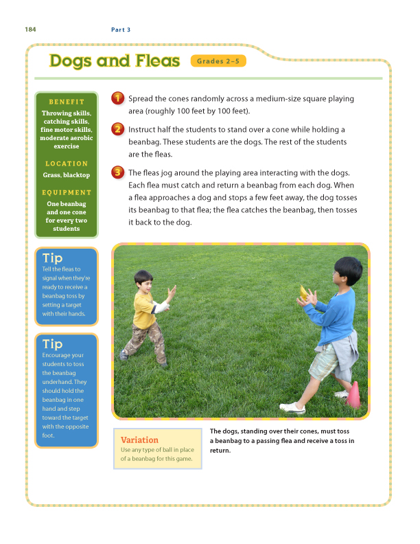 PE by Design sample page18