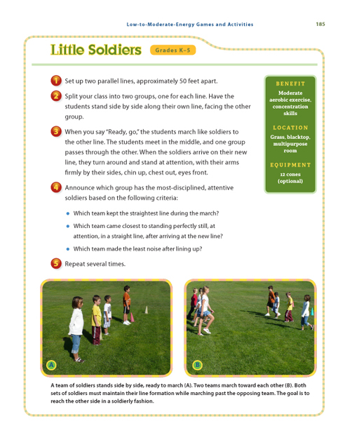 PE by Design sample page19