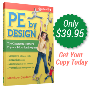 PE by Design activity book