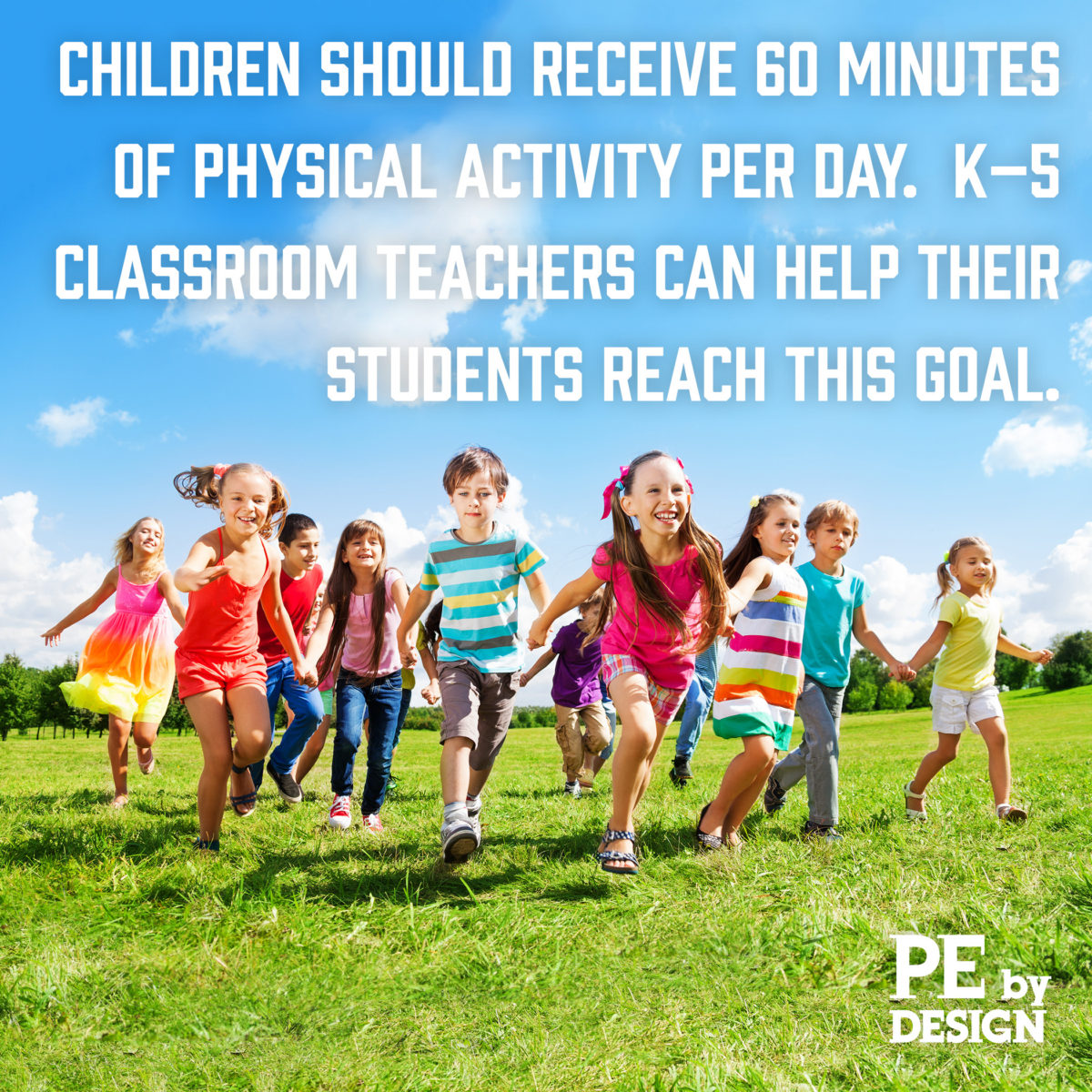 60 Minutes of Exercise Per Day: A Magic Number for Students