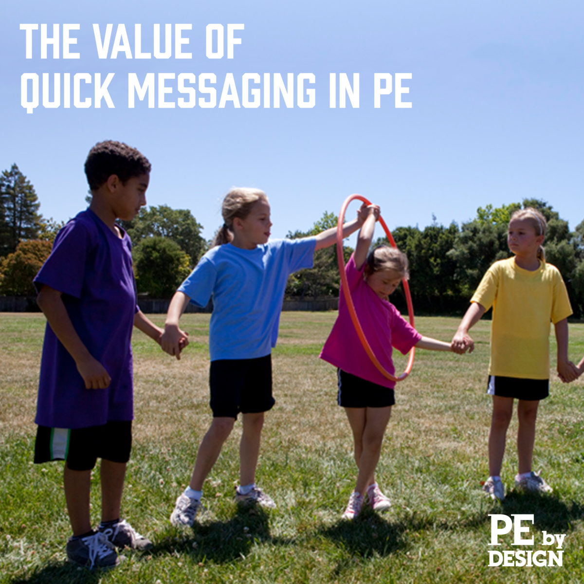 The Value of Quick Messaging in PE