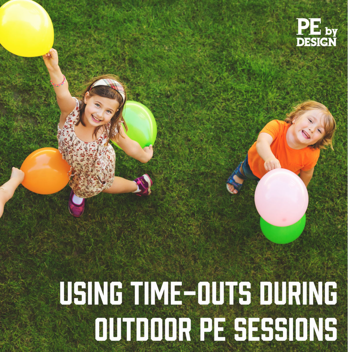 Using Time-Outs During Outdoor PE Sessions