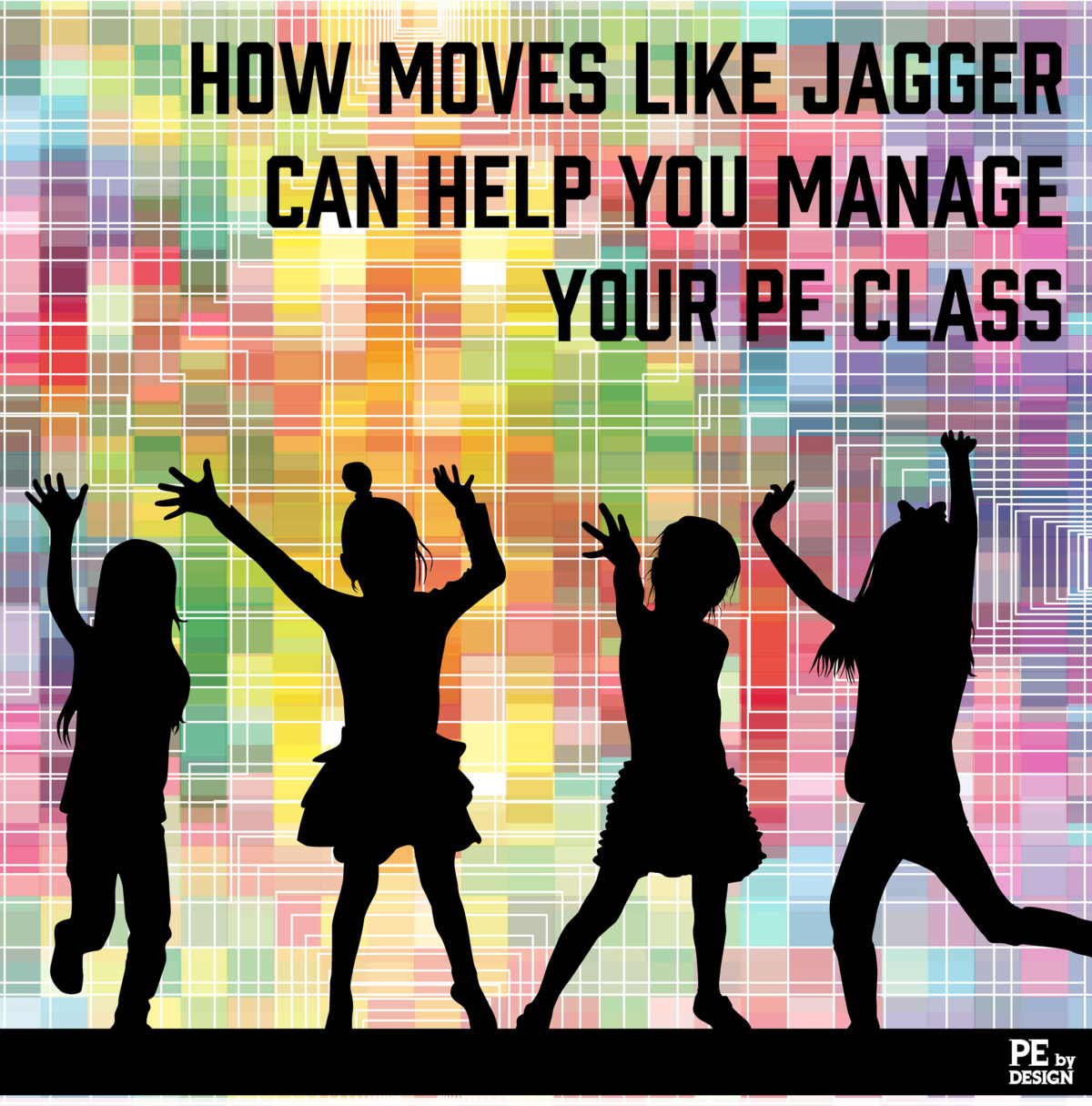 Moves Like Jagger: How Body Language Can Help You Manage Your PE Class